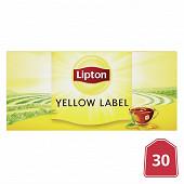 Lipton yellow label x30 60g