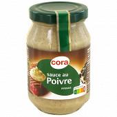 Cora sauce poivre bocal 245g